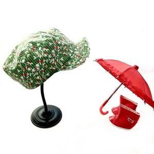 Pistil Flat Top Flowered Cadet Distressed Edge Hat